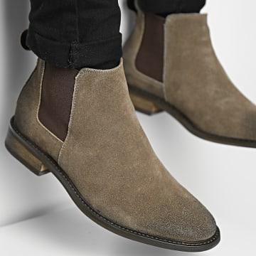 Blend - Chelsea Boots 20711349 Gris