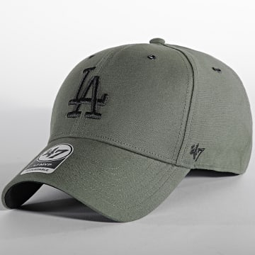 '47 Brand - Casquette MVP Adjustable Los Angeles Dodgers Vert Kaki