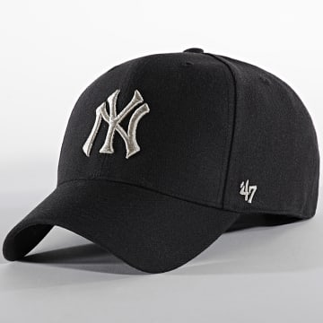 '47 Brand - Casquette MVP Adjustable New York Yankees Noir