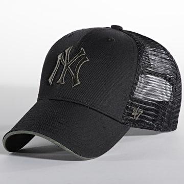 '47 Brand - Casquette Trucker MVP Adjustable New York Yankees Noir