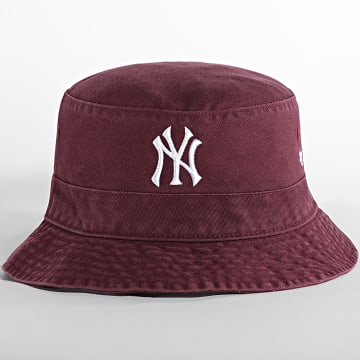 '47 Brand - Bob BKT17GWF New York Yankees Bordeaux