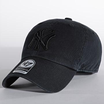 '47 Brand - Casquette 47 Clean Up Adjustable New York Yankees Bleu Marine