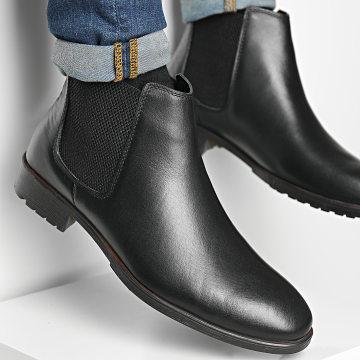 Classic Series - Chelsea Boots DR-81 Noir