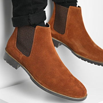 Classic Series - Chelsea Boots DR-82 Camel
