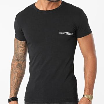 Emporio Armani - Tee Shirt 111035-1A729 Bleu Marine