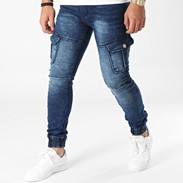 MTX - Jogger Pant Jean 9588 Bleu Denim