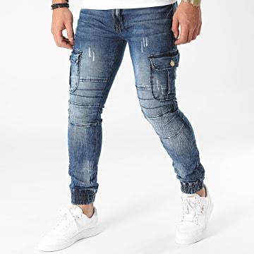 MTX - Jogger Pant Jean 9590 Bleu Denim