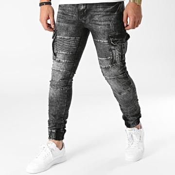 MTX - Jogger Pant Jean 9596 Noir
