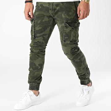 MTX - Jogger Pant 2226 Vert Kaki Camouflage