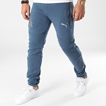 Puma - Pantalon Jogging OM 764336 Bleu