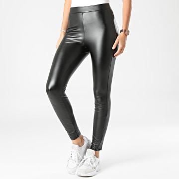 Vero Moda - Legging Femme Gaya Noir