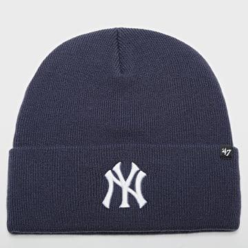 '47 Brand - Bonnet New York Yankees Bleu Marine