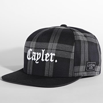 Cayler And Sons - Casquette Snapback Check This CS2760 Noir