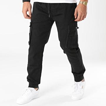 Classic Series - Jogger Pant Jean E24 Noir