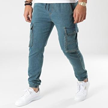 Classic Series - Jogger Pant Jean E24 Bleu Denim