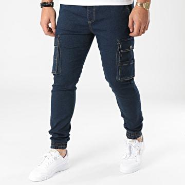Classic Series - Jogger Pant Jean E24 Bleu Brut