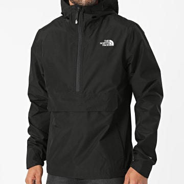 The North Face - Coupe-Vent Camouflage A558H Noir