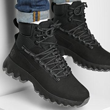 Timberland - Boots TBL Edge Waterproof A2KT4 Black Nubuck