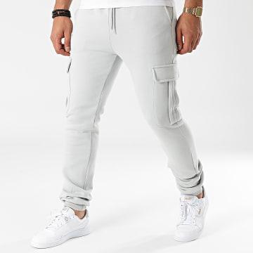 Urban Classics - Pantalon Jogging TB014B Gris Chiné