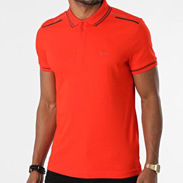 BOSS - Polo Manches Courtes 50464582 Orange