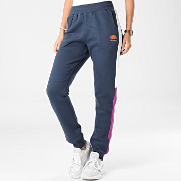 Ellesse - Pantalon Jogging Femme Rolli Bleu Marine