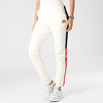 Ellesse - Pantalon Jogging Femme Rolli Beige