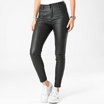 Girls Outfit - Pantalon Femme C9128 Noir