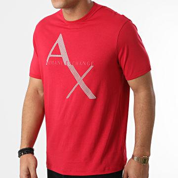 Armani Exchange - Tee Shirt 8NZT76-Z8H4Z Rouge