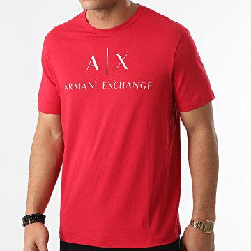 Armani Exchange - Tee Shirt 8NZTCJ-Z8H4Z Rouge