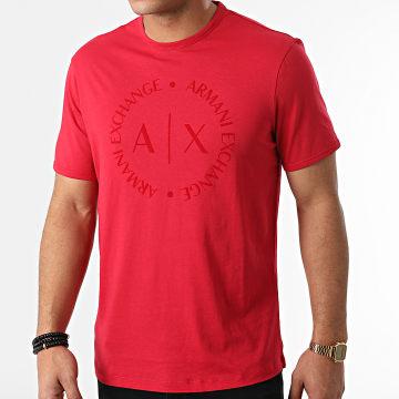 Armani Exchange - Tee Shirt 8NZTCD-Z8H4Z Rouge
