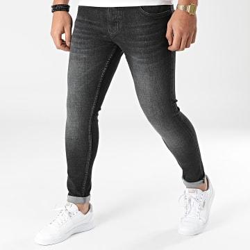 2Y Premium - Jean Skinny B6362 Noir