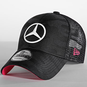 New Era - Casquette 9Forty Mercedes Grand Prix Noir Camouflage