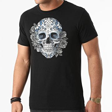 Deeluxe - Tee Shirt Calab Noir
