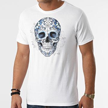 Deeluxe - Tee Shirt Calab Blanc