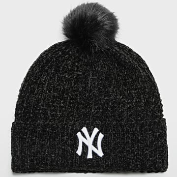 New Era - Bonnet Femme Winterized New York Yankees Noir