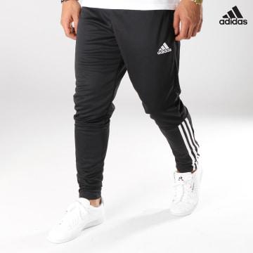 https://laboutiqueofficielle-res.cloudinary.com/image/upload/v1627638668/Desc/Watermark/adidas_performance.svg Adidas Performance - Pantalon Jogging Regi18 CZ8657 Noir