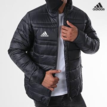 https://laboutiqueofficielle-res.cloudinary.com/image/upload/v1627638668/Desc/Watermark/adidas_performance.svg Adidas Performance - Doudoune FT8073 Noir