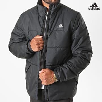 https://laboutiqueofficielle-res.cloudinary.com/image/upload/v1627638668/Desc/Watermark/adidas_performance.svg Adidas Performance - Doudoune DZ1396 Noir