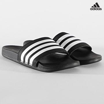 https://laboutiqueofficielle-res.cloudinary.com/image/upload/v1627638668/Desc/Watermark/adidas_performance.svg Adidas Performance - Claquettes Adilette Comfort AP9971 Noir