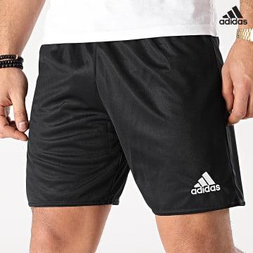 https://laboutiqueofficielle-res.cloudinary.com/image/upload/v1627638668/Desc/Watermark/adidas_performance.svg Adidas Performance - Short Jogging Parma 16 AJ5880 Noir