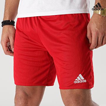https://laboutiqueofficielle-res.cloudinary.com/image/upload/v1627638668/Desc/Watermark/adidas_performance.svg Adidas Performance - Short Jogging Parma 16 AJ5887 Rouge