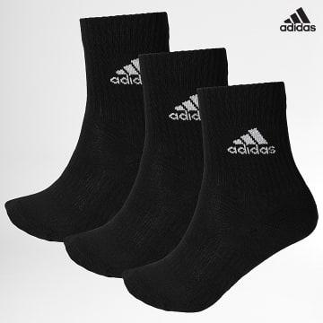 https://laboutiqueofficielle-res.cloudinary.com/image/upload/v1627638668/Desc/Watermark/adidas_performance.svg Adidas Performance - Lot De 3 Paires De Chaussettes DZ9357 Noir