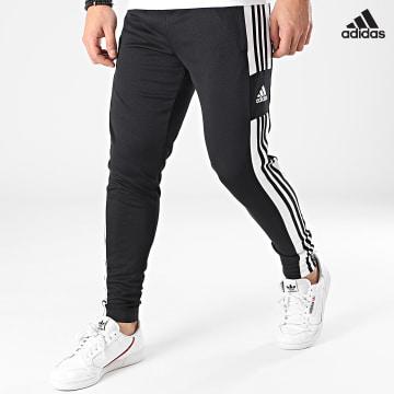 https://laboutiqueofficielle-res.cloudinary.com/image/upload/v1627638668/Desc/Watermark/adidas_performance.svg Adidas Performance - Pantalon Jogging A Bandes SQ21 GK9545 Noir