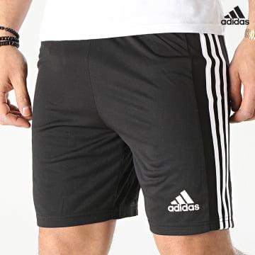 https://laboutiqueofficielle-res.cloudinary.com/image/upload/v1627638668/Desc/Watermark/adidas_performance.svg Adidas Performance - Short Jogging A Bandes GN5776 Noir