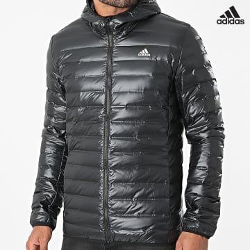 https://laboutiqueofficielle-res.cloudinary.com/image/upload/v1627638668/Desc/Watermark/adidas_performance.svg Adidas Performance - Doudoune Capuche Varilite BQ7782 Noir