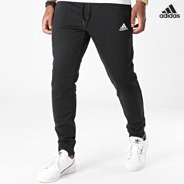 https://laboutiqueofficielle-res.cloudinary.com/image/upload/v1627638668/Desc/Watermark/adidas_performance.svg Adidas Performance - Pantalon Jogging SL FL GK9268 Noir