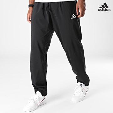 https://laboutiqueofficielle-res.cloudinary.com/image/upload/v1627638668/Desc/Watermark/adidas_performance.svg Adidas Performance - Pantalon Jogging Stanford GK8893 Noir