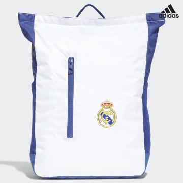 https://laboutiqueofficielle-res.cloudinary.com/image/upload/v1627638668/Desc/Watermark/adidas_performance.svg Adidas Performance - Sac A Dos Real Madrid GU0079 Blanc