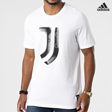 https://laboutiqueofficielle-res.cloudinary.com/image/upload/v1627638668/Desc/Watermark/adidas_performance.svg Adidas Performance - Tee Shirt Juventus GR2907 Blanc