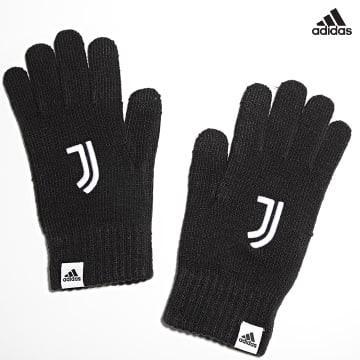 https://laboutiqueofficielle-res.cloudinary.com/image/upload/v1627638668/Desc/Watermark/adidas_performance.svg Adidas Performance - Gants Juventus GU0098 Noir